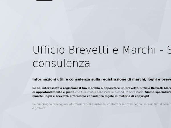 ufficiobrevettimarchi.it