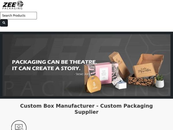 zeepackaging.com
