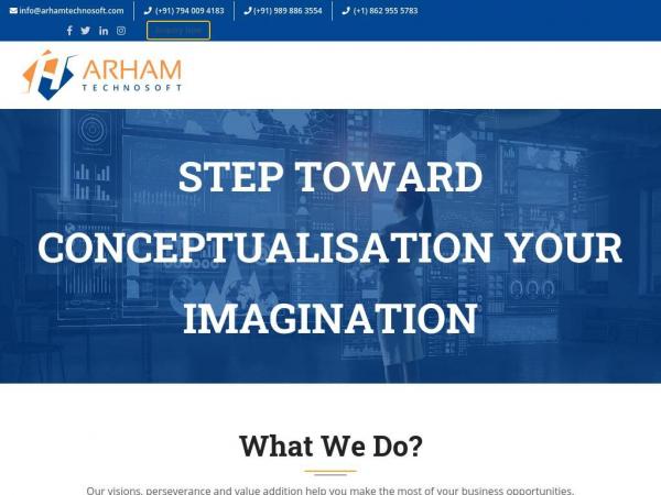 arhamtechnosoft.com