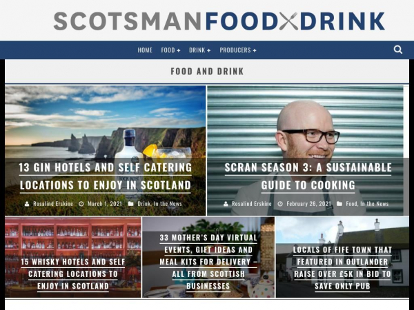 foodanddrink.scotsman.com