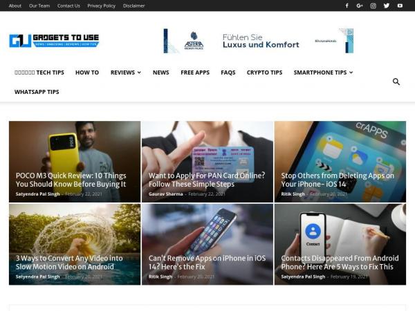 gadgetstouse.com