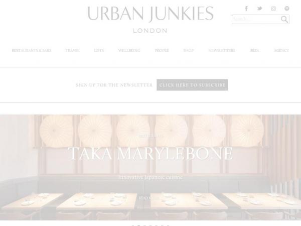 urbanjunkies.com