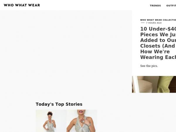 whowhatwear.com